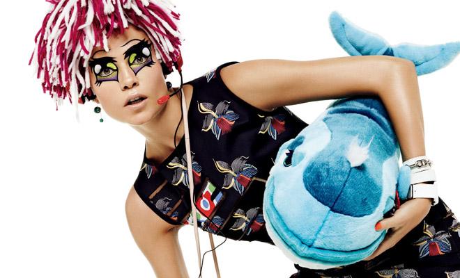 Magazine-fashion - Natasha » Young Girls Models - Japanese