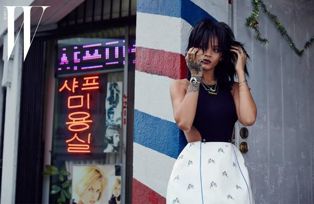 W Korea