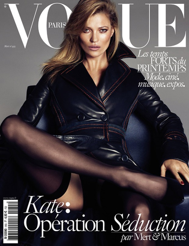 kate moss daria werbowy lara stone for vogue paris
