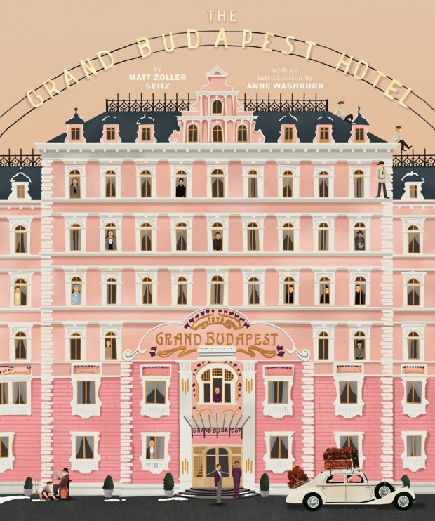wes anderson 39 s the grand budapest hotel is now a book. Black Bedroom Furniture Sets. Home Design Ideas