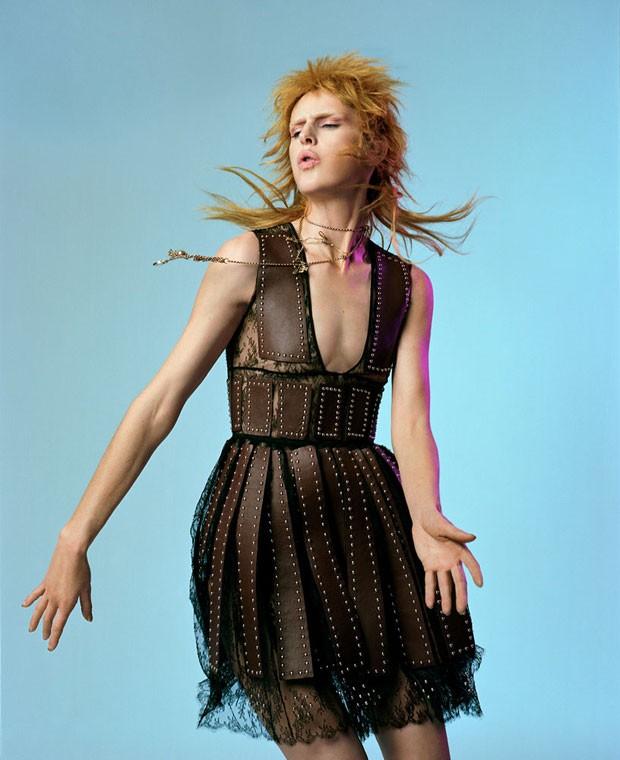 Stella Tennant by Richard Bush for V Magazine