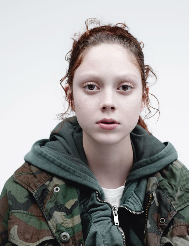 Natalie Westling for i-D Magazine by Willy Vanderperre -: toddyoungblood.com/natalie-westling-for-i-d-magazine-by-willy...