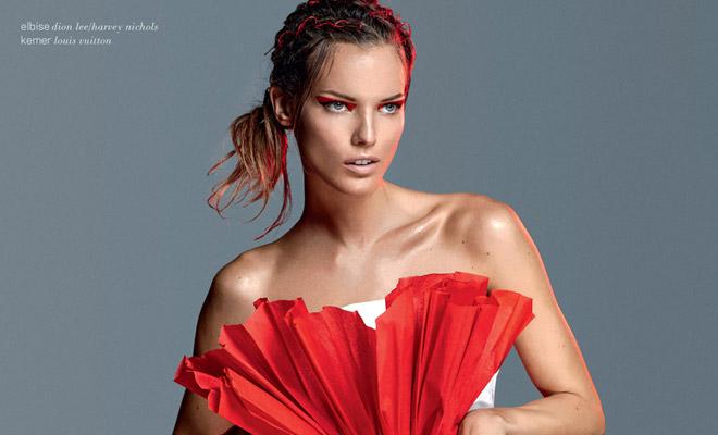 Beauty Fashion Xoxo: Stefani Sober For XOXO Magazine By Koray Parlak