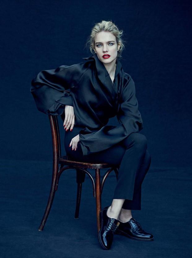 5317f2edc Natalia Vodianova for L'Express Styles by Matthew Brookes