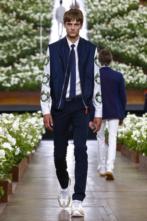 Dior Homme Spring Summer 2016 Fashion show in Paris