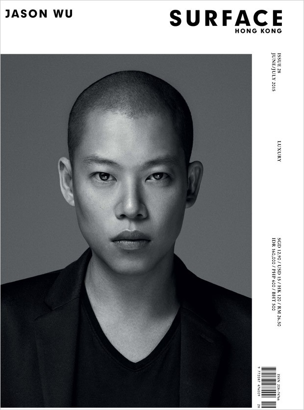 Jason wu for surface magazine by hunter gatti for Jason wu fashion designer