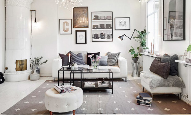 Create an Affordable, Stylish Living Room