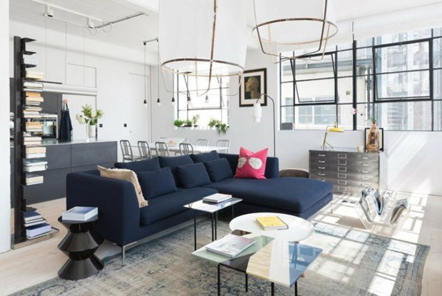 Stylish Living Rooms create an affordable, stylish living room