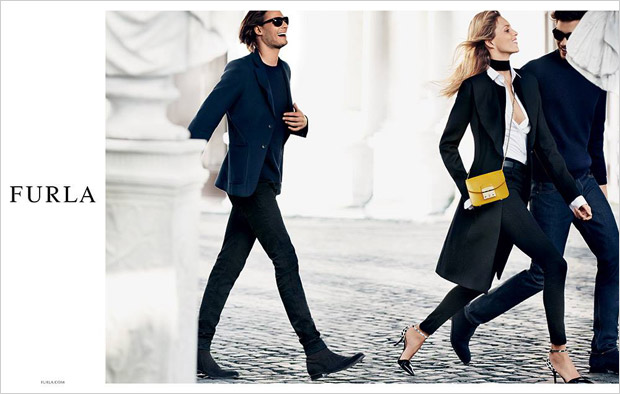 Furla Handtassen Winter 2015 : Anja rubik for furla fall winter