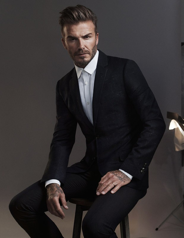 H Amp M Modern Essentials Selected By David Beckham