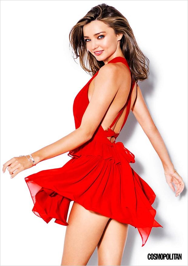 Miranda Kerr Cosmopolitan Australia Russell James