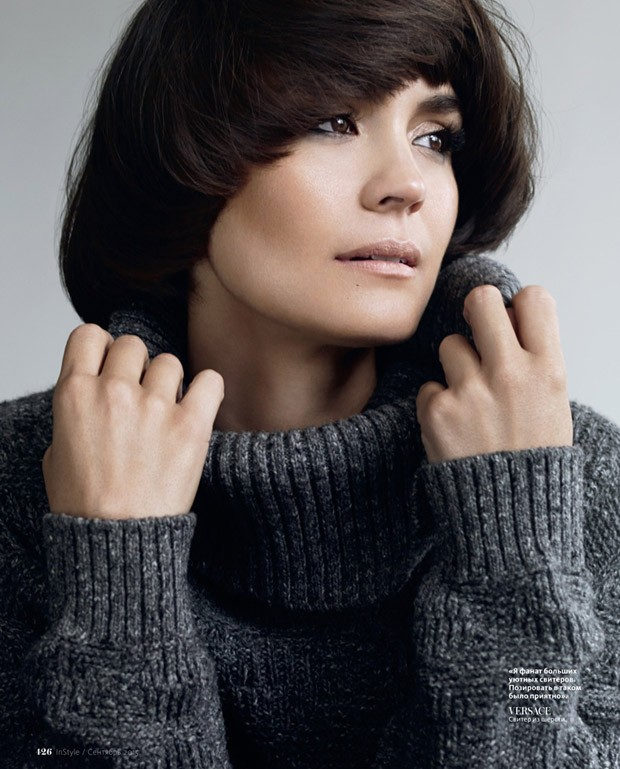 Shannyn Sossamon For Instyle Russia By Andrew Yee
