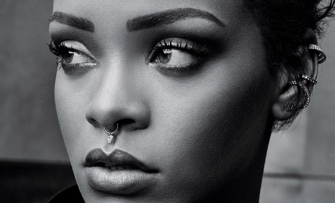 Rihanna For The New York Times T Style By Craig Mcdean
