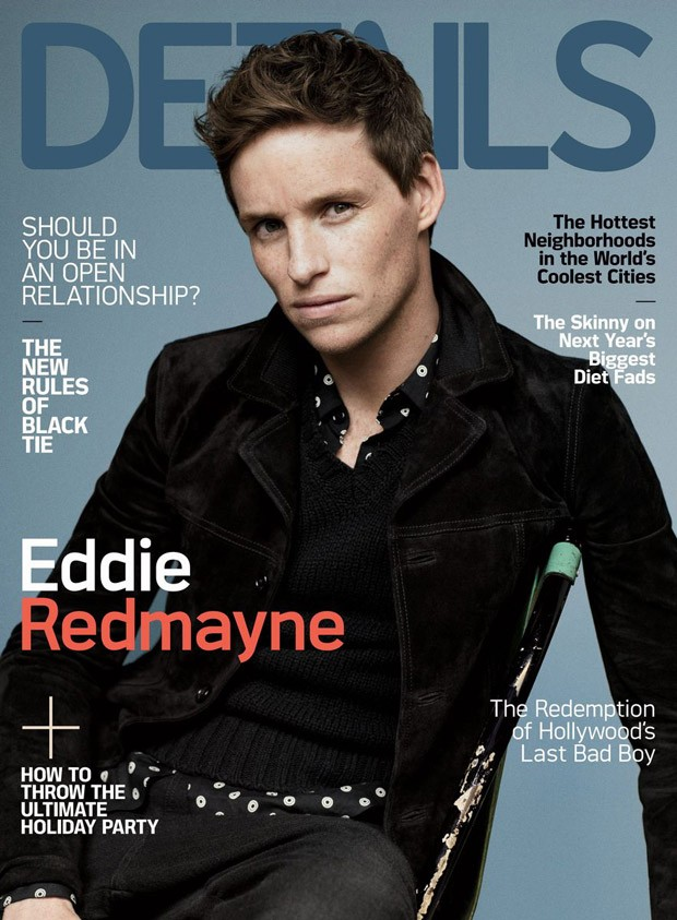 EddieRedmayne