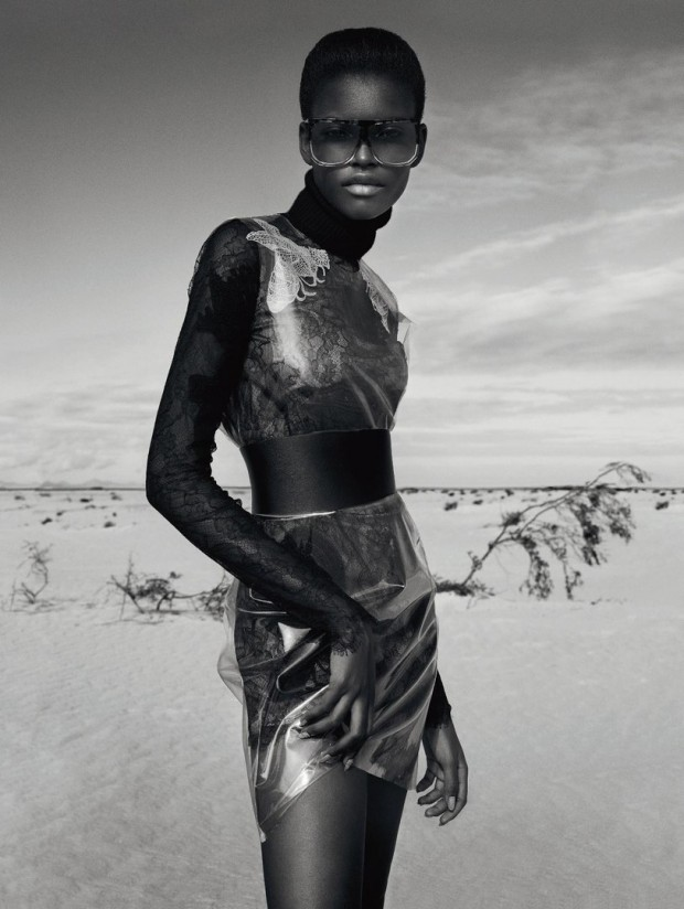 Amilna Estevao by Txema Yeste for Numero France December 2015January 2016 (1)