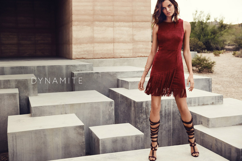 Dynamite Fall Fashion