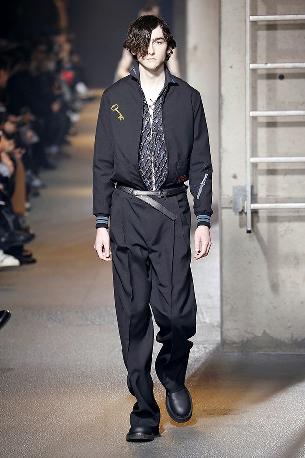 LANVIN_menswear fall winter 2016-17 Paris january 2016