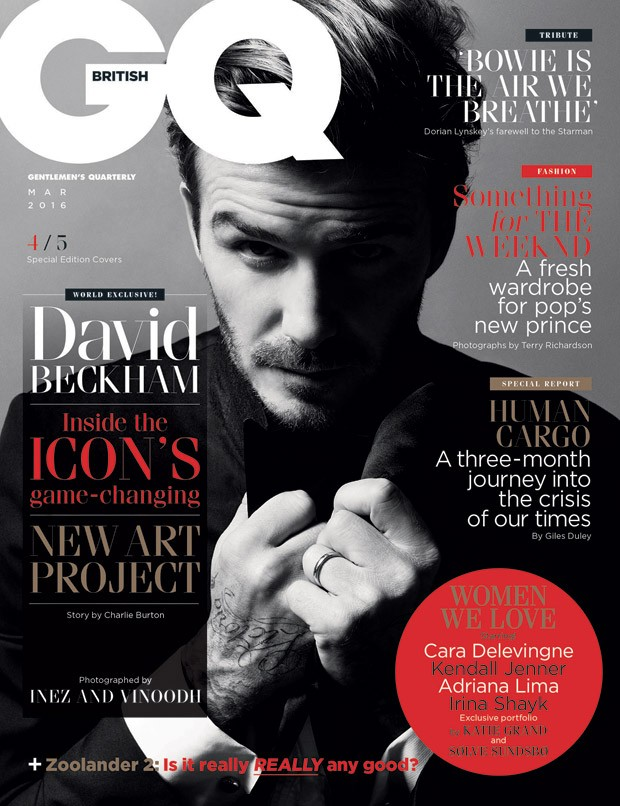 david beckham british gq march 2016. Black Bedroom Furniture Sets. Home Design Ideas