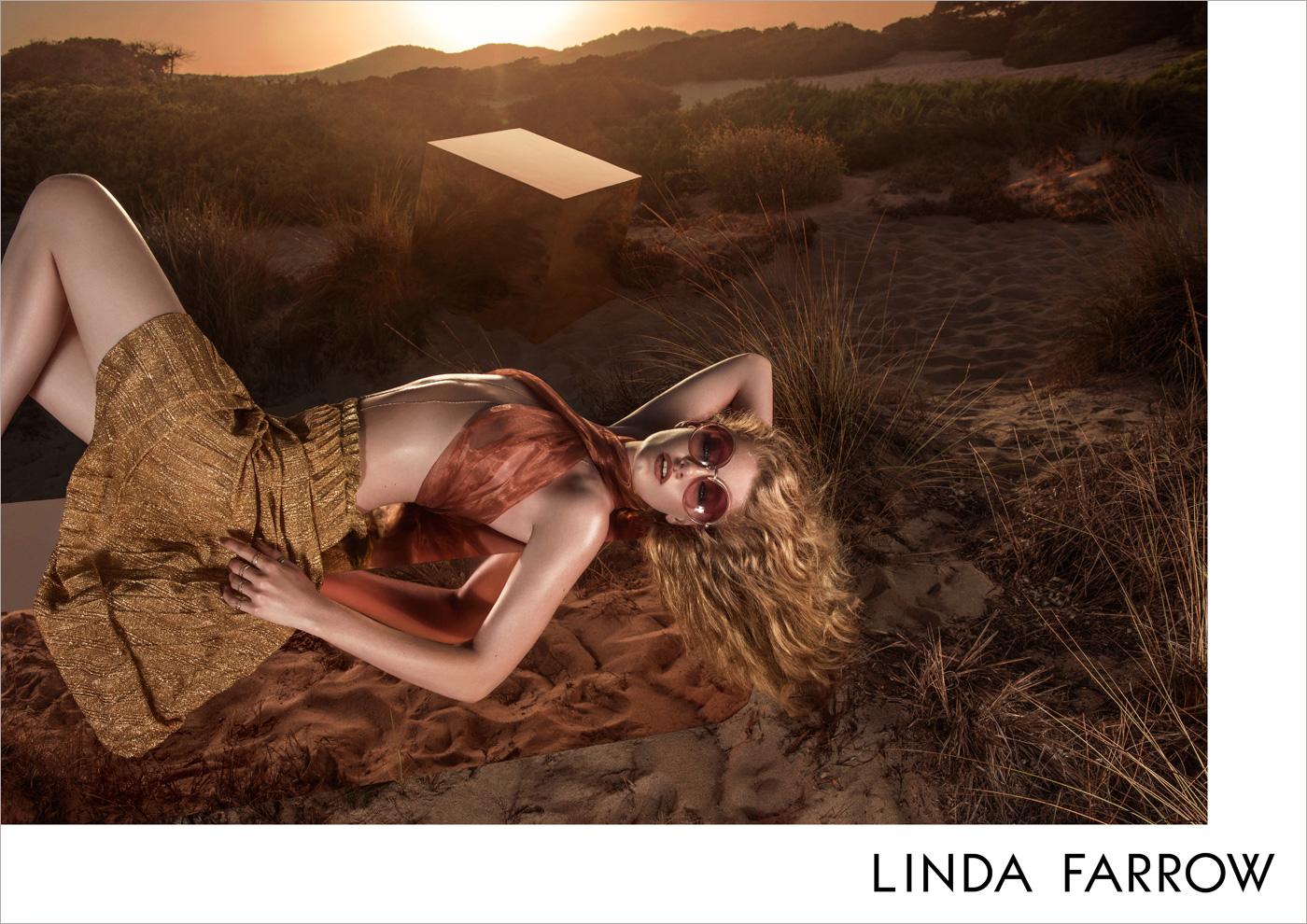 a195f93e32f Mariano Vivanco Shoots Linda Farrow Spring Summer Collection ...