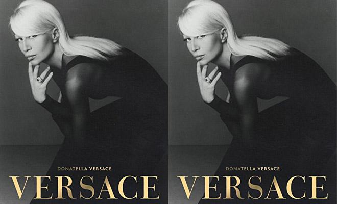 Versace Book By Donatella Versace