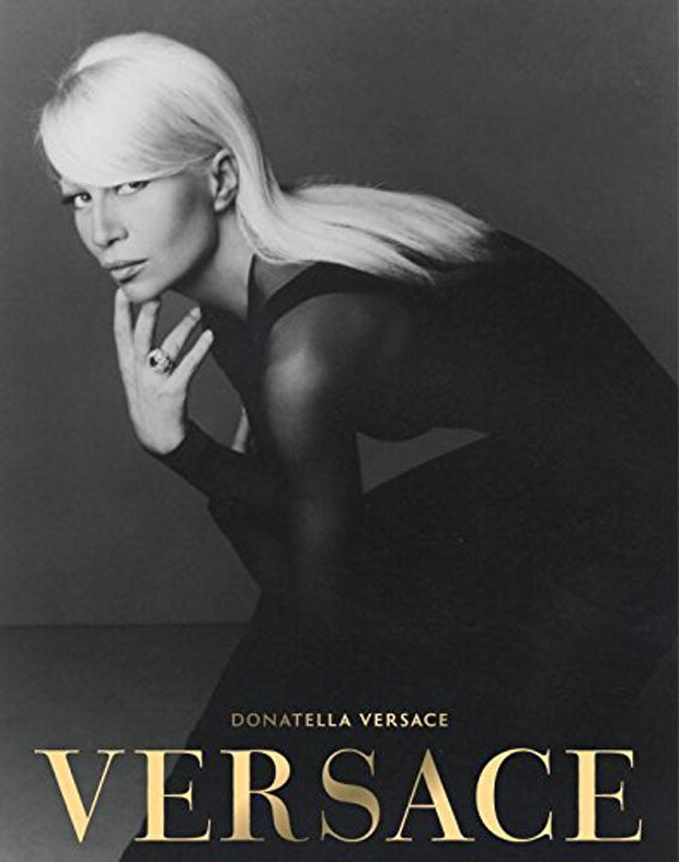 Versace Book by Donatella Versace