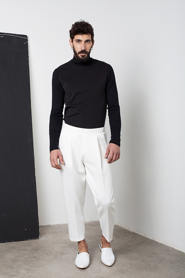 Eliran Nargassi Fall Winter 2016 17 Menswear Design Scene