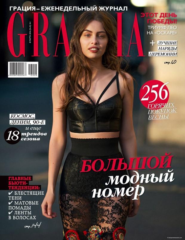 Grazia Russia