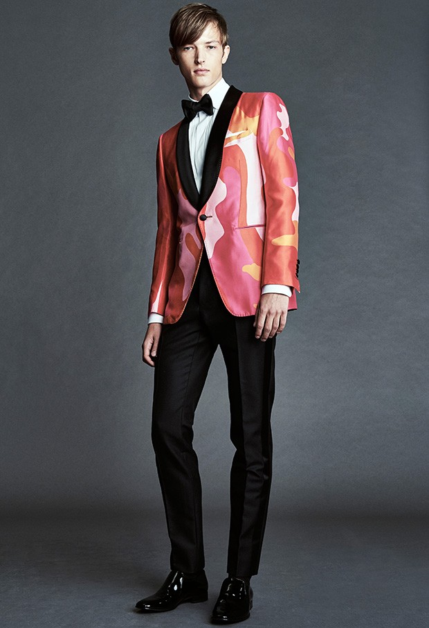8cc8e7b490c3d Tom Ford S S 16 Men s Lookbook - Design Scene