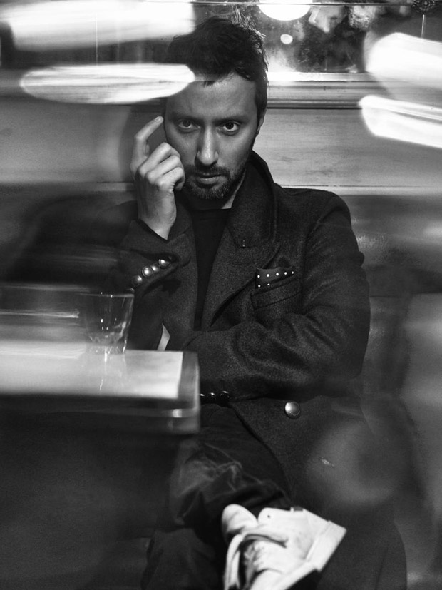 Anthony Vaccarello Confirmed as Saint Laurent Creative Director