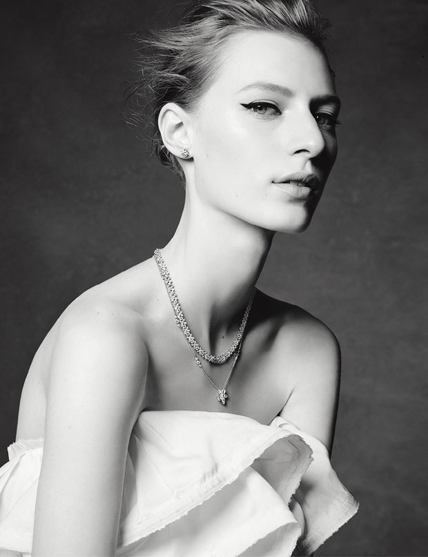 Julia Nobis For Tiffany & Co. Spring Summer 2016