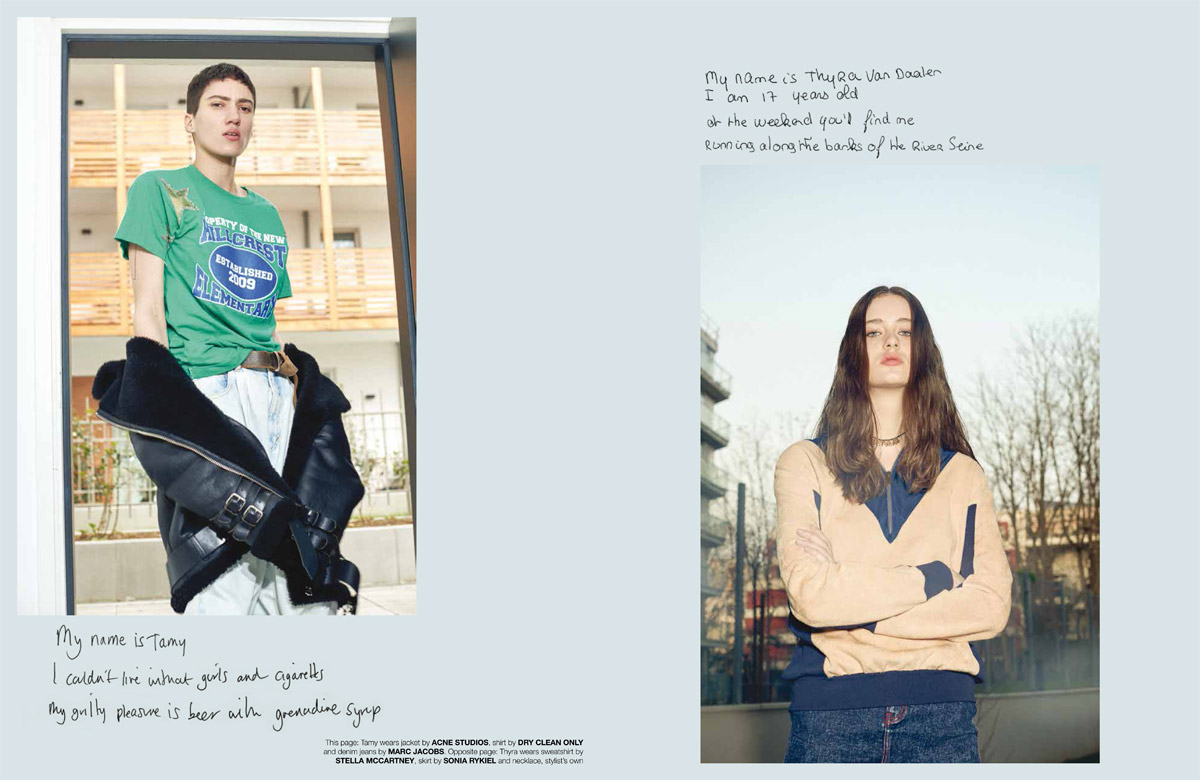 Creative fashion magazine names 41