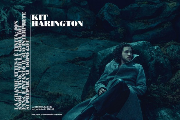 KitHarington