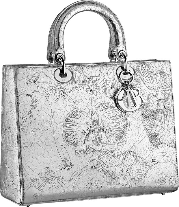 Marc Quinn Dior Bags (7)