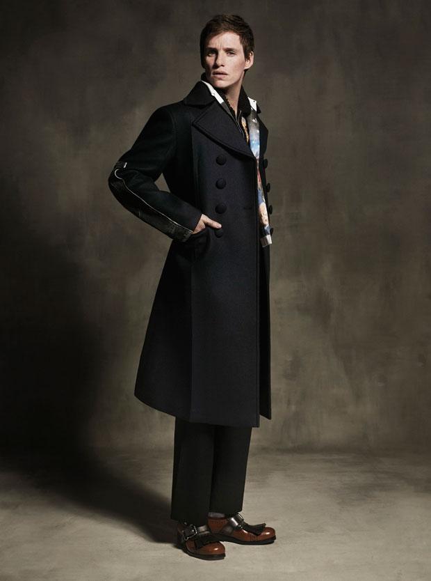 Eddie Redmayne Is The New Face Of Prada Design Scene Fashion Photography Style Design