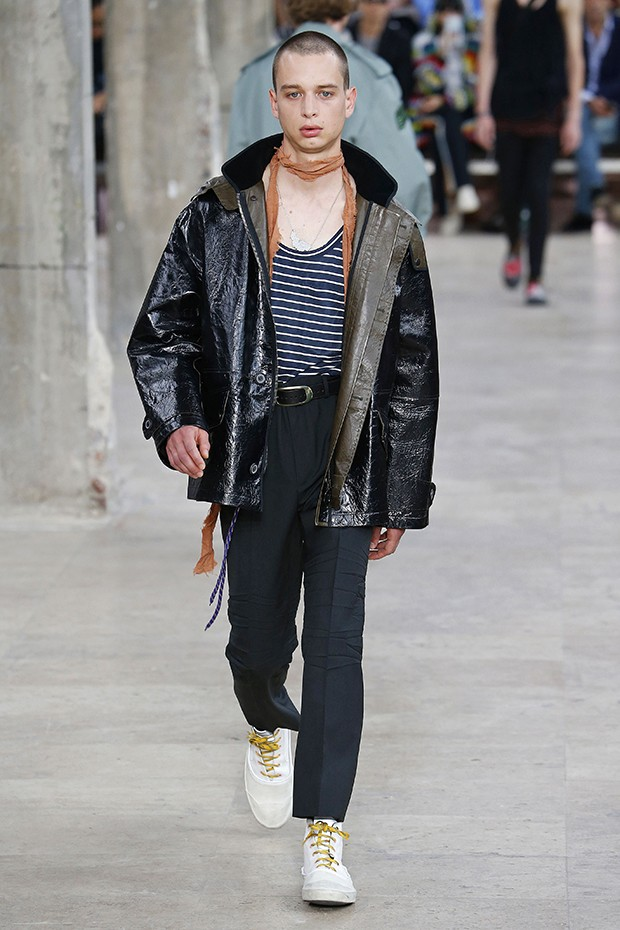 LANVIN_ menswear spring summer 2017 PARIS june 2016