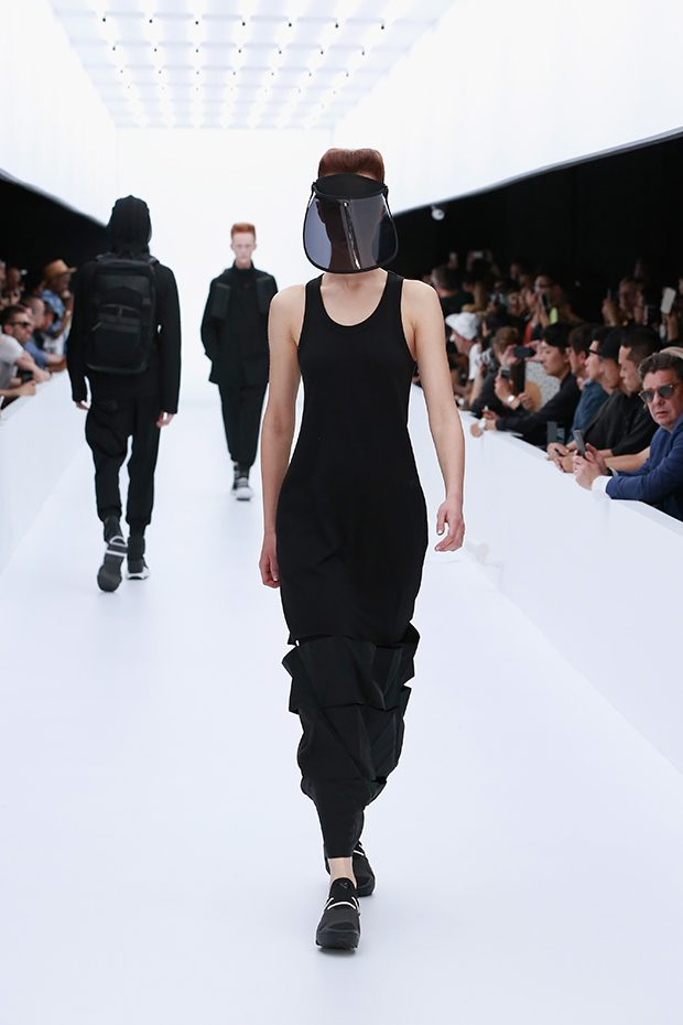 Y-3 SS17 Paris Fashion Week Show