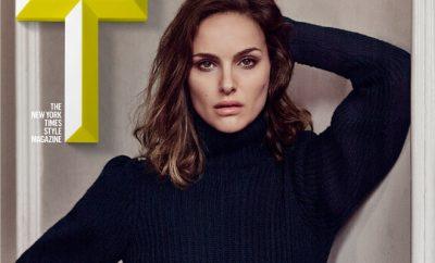 Natalie Portman for T Magazine by Craig McDean  Natalie Portman