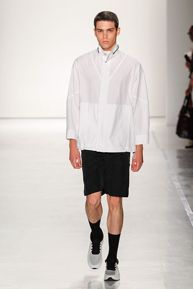 Tim Coppens, Spring 2017, New York Menswear, July, 12, 2016
