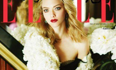 Amanda Seyfried Stars in Elle China September 2016 Cover Story  Amanda Seyfried