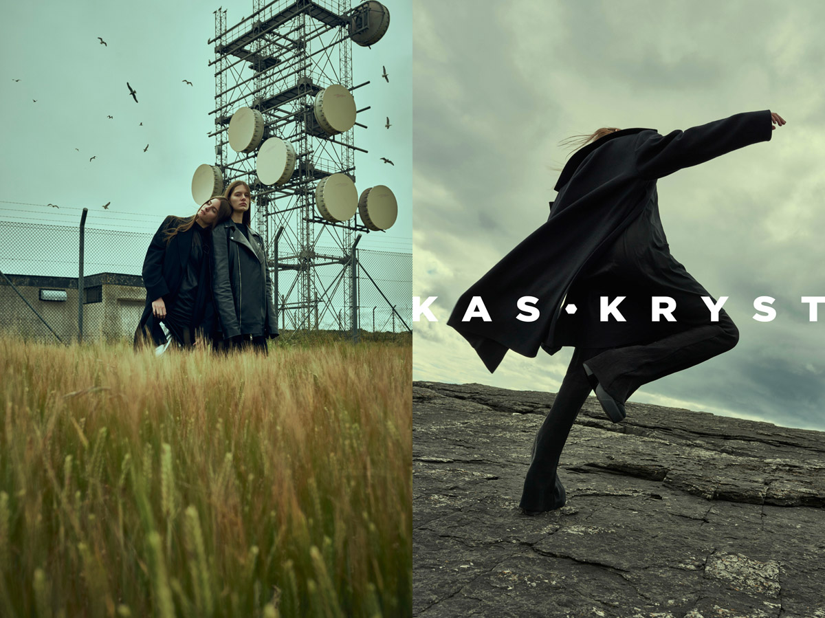 Kas Kryst Brings Youthful Energy With Fall Winter 2016.17