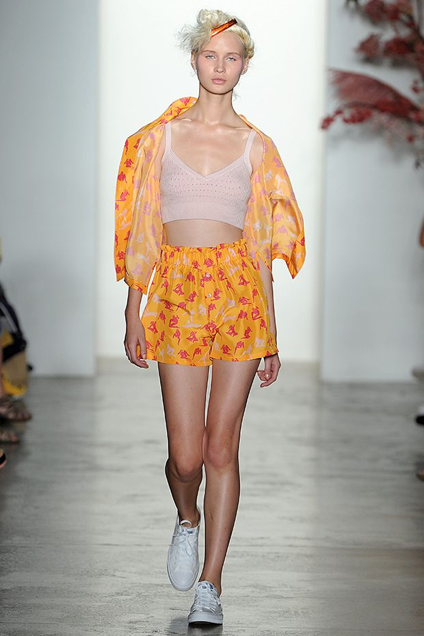 Adam Selman New York RTW Spring Summer 2017 September 2016