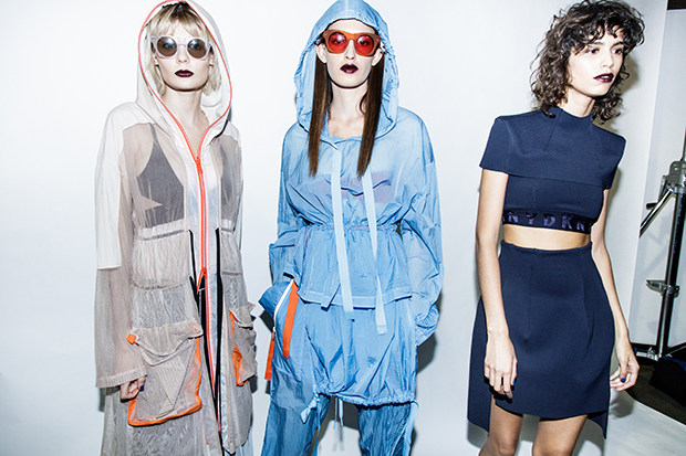 #NYFW DKNY Spring Summer 2017 Collection