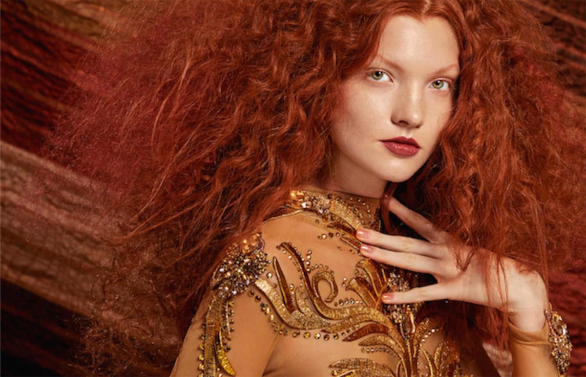 Ana Maria Tahan Cool design scene beauty special: red hildashevon miller