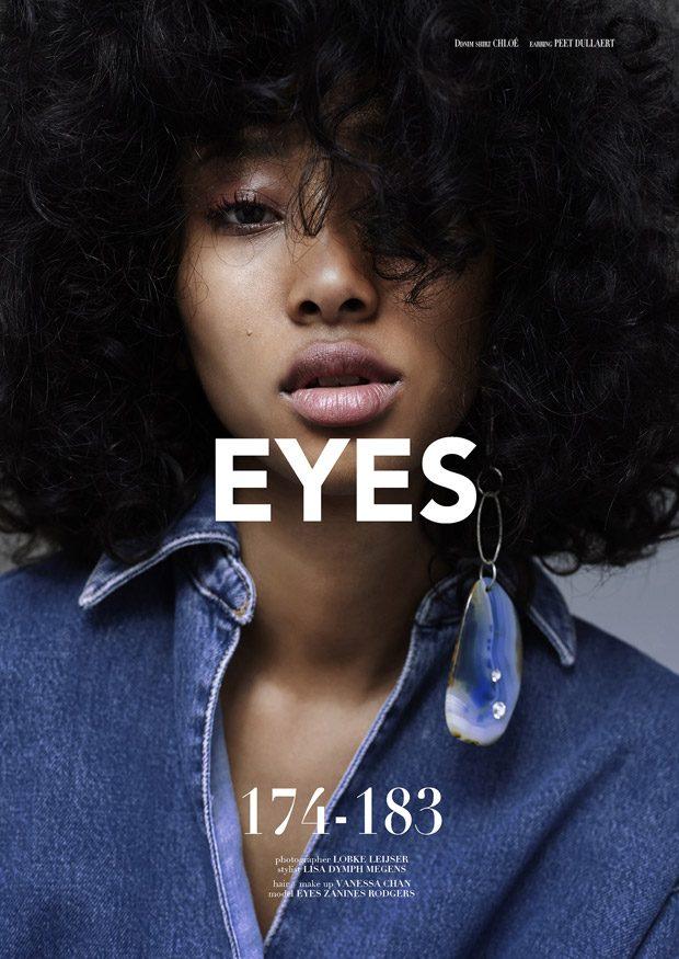 Eyes Zanines Rodgers