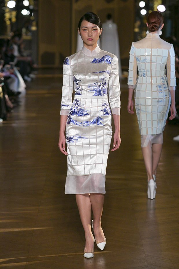 Miu Miu Fashion Show, Ready to Wear Collection Spring Summer 2017 in Paris