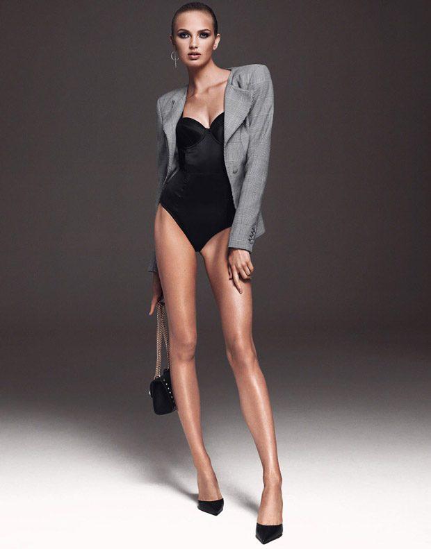 Vogue fashion poses