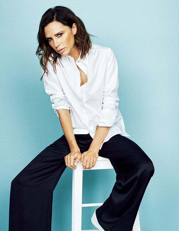victoria beckham stars in the sunday times style cover story. Black Bedroom Furniture Sets. Home Design Ideas