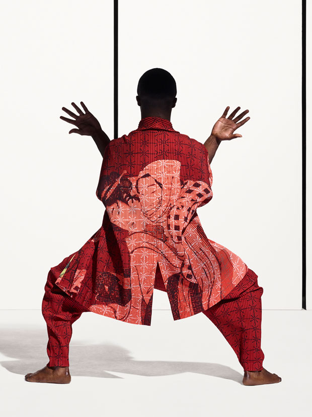 Homme Pliss 201 Issey Miyake Launches A Collection Inspired
