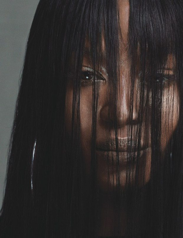 Naomi Campbell Dazzles for the Pages of W Magazine ...