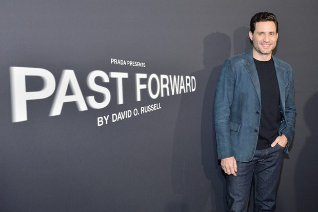 LOS ANGELES, CA - NOVEMBER 15: Actor Edgar Ramirez attends the premiere of 'Past Forward', a movie by David O. Russell presented by Prada on November 15, 2016 at Hauser Wirth Schimmel Gallery in Los Angeles, California. (Photo by Stefanie Keenan/Getty Images for PRADA) *** Local Caption *** Edgar Ramirez